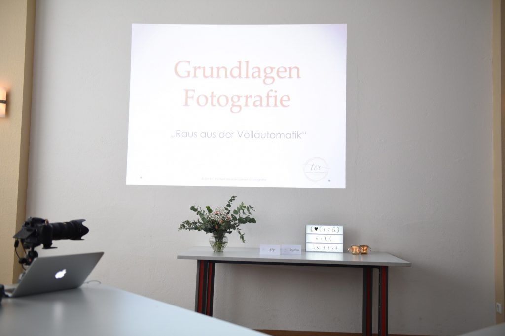 Workshop Fotografie Grundlagen